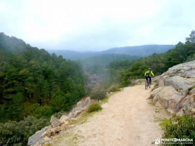 La Jarosa,Cumbres del Guadarrama; excursiones en el dia turismo de senderismo turismo de naturaleza
